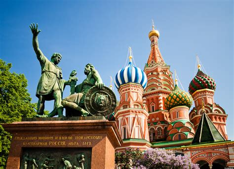 Journey Across Russia, From Moscow To Novosibirsk A