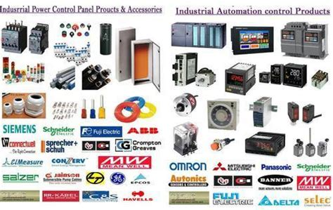 automation products industrial electrical products