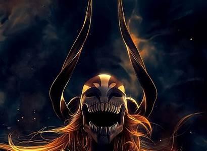 Ichigo Lorde Vasto Bleach Hollow Kurosaki Anime