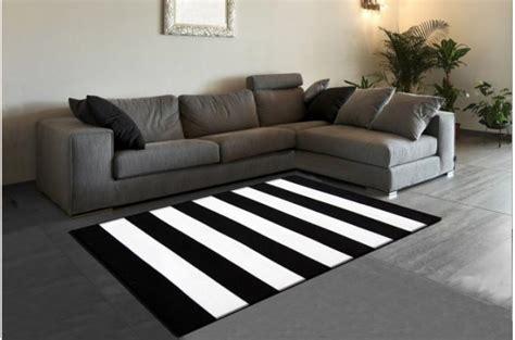 Tapis Salon Noir Et Blanc Pas Cher by Carrelage Design 187 Tapis Noir Et Blanc Pas Cher Moderne