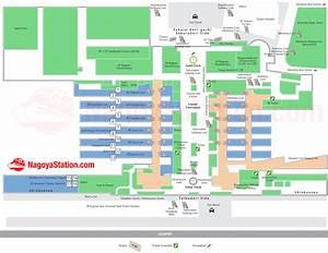 Nagoya Station Map – Finding Your Way – Nagoya Station