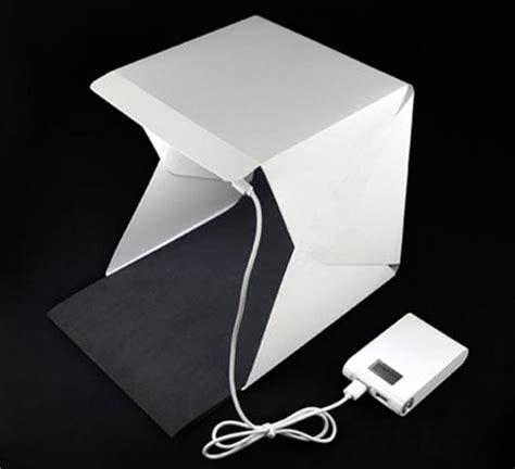 light mini in the box mini portable folding lightbox photography photo studio