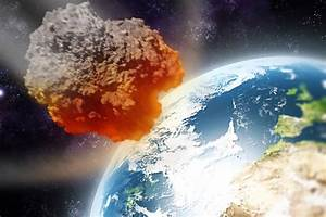 Terrifying 'skull' asteroid to skim past Earth today ...