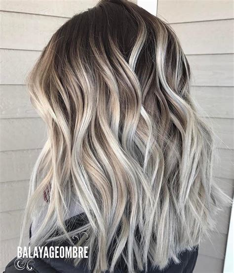10 Best Medium Layered Hairstyles 2018 Brown & Ash Blonde