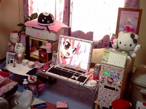 chambre kawaii chambre de filles japonaises le site du japon