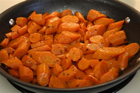 cooking carrots cooked carrots