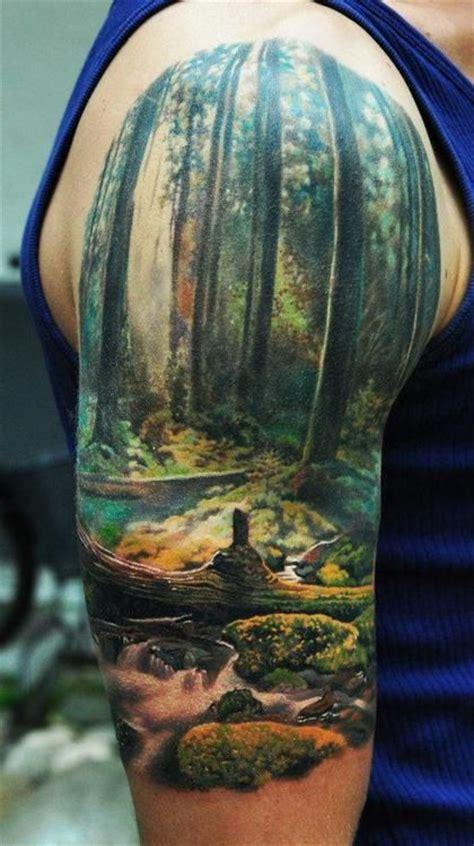 tree tattoos  men ideas  designs  guys