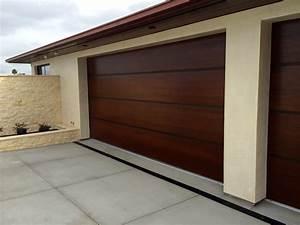 Custom Garage Doors Melbourne Timber & Wooden Look Doors