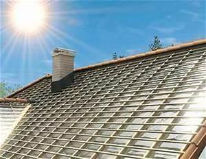 Isolant Mince Sous Toiture : isolant mince toiture exterieur ~ Edinachiropracticcenter.com Idées de Décoration