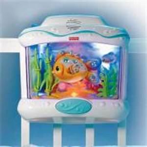 Veilleuse Lit Bébé : veilleuse aquarium pour lit de b b fisher price kadolog ~ Teatrodelosmanantiales.com Idées de Décoration