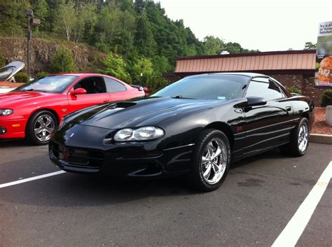 2000 Camaro Ss by 2000 Camaro Ss Black Clean Ls1tech