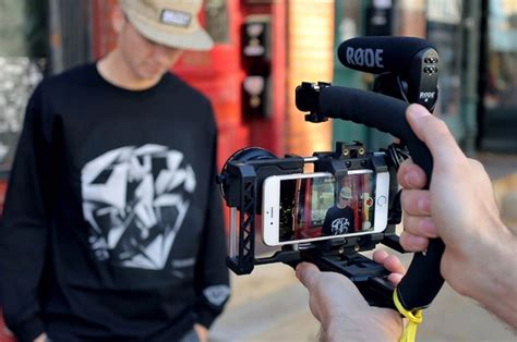 iphone rig beastgrip pro rig system for iphone tools and toys