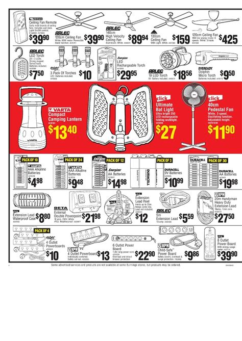 the warehouse catalogue online bunnings warehouse catalogue february 2015 page 4