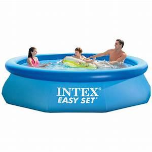 Easy Set Pool : intex 10 39 x 30 easy set above ground inflatable family swimming pool w o pump ebay ~ Orissabook.com Haus und Dekorationen