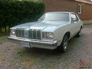 Oldsmobile : Cutlass