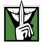 Rainbow Siege Icon Six Operators Vectorified