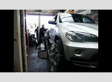 4 Wheel Alignment on BMW X5 YouTube