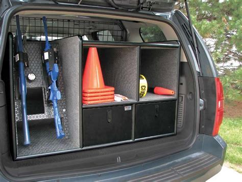 Ford Expedition Cargo Package