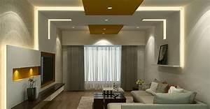 Residential false ceiling gypsum board