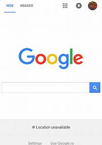 New Mobile Google Homepage