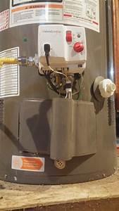 My Water Heater Is Reading Flammable Vapor Sensor Lockout