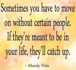 Quotes About Moving On Facebook