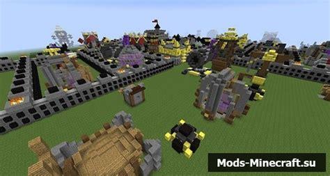 karta minecraft voyna klanov clash  clans