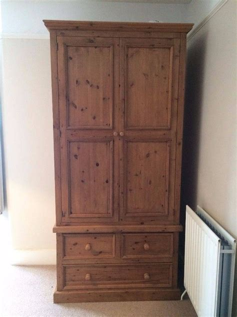 Large Wardrobe With Drawers by 30 Best Ideas Of Pine Wardrobe With Drawers And Shelves