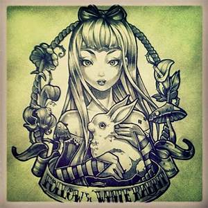 Tim Shumate Illustrations — Alice in wonderland sketch # ...
