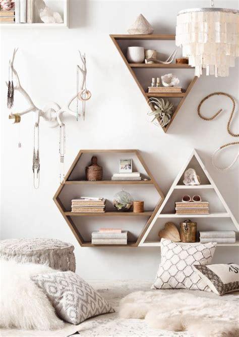 ideen für kahle schlafzimmer wände dekor regale wand deko ideen schlafzimmer w 228 nde