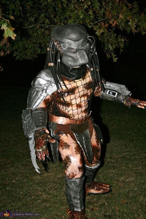 Homemade Predator Costume  Photo 23