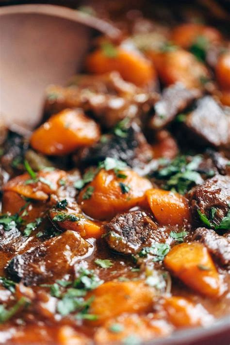 life changing instant pot beef stew pinch  yum