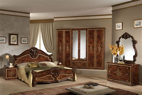 Beautiful Italian Bedroom Furniture For A Luxury