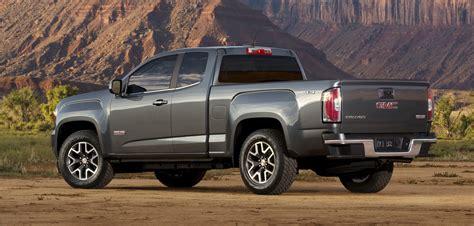 GMC Car : Colorado-based Mid-size Pick-up Revealed
