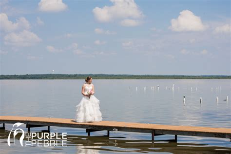 Eagle Mountain Lake Boat Club by Gorgeous Sunny Lakeside Bridal Photography The Purple