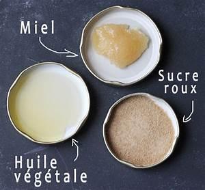 Gommage Maison Corps : recette de gommage maison au miel ~ Nature-et-papiers.com Idées de Décoration