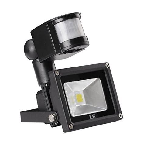 best security light with motion sensor best led motion sensor security light reviews 2016 on
