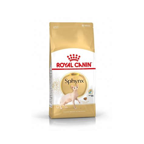 royal camini royal canin breed sphynx croquette chat