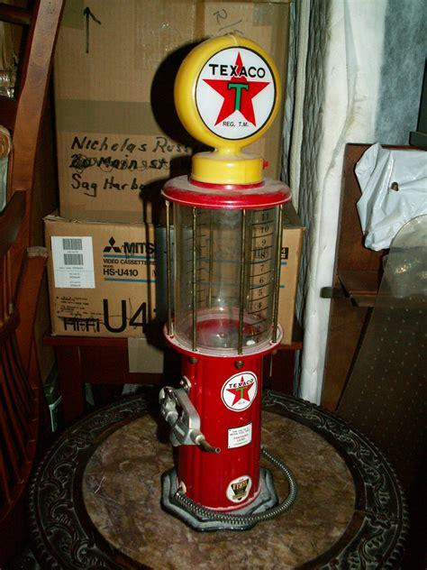 Texaco Mini Gas Pump Collectors Weekly