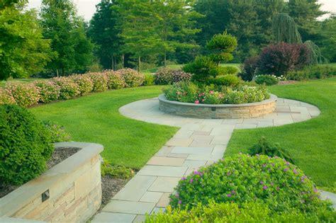 Formal Garden : Magnificent Formal Garden Design-garden Design #