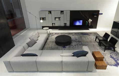 canapé cuir natuzzi le canapé design italien en 80 photos pour relooker le salon