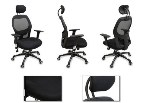 quot walker quot ergonomic executive mesh office chair fully