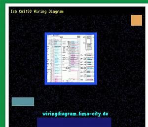 Isb Cm2150 Wiring Diagram  Wiring Diagram 174741