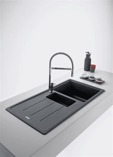 lavello fragranite nero lavelli da cucina in materiali diversi cose di casa