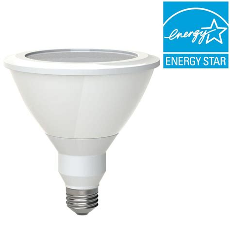 ge 75w equivlalent bright white 3000k par38 dimmable led
