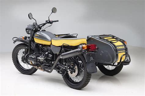 Ural joins scrambler bandwagon - BikesRepublic