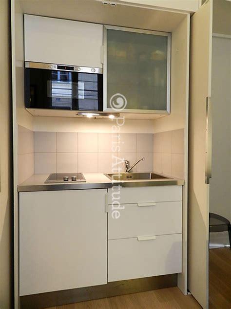 cuisine dans un placard louer un appartement à 75005 17m quarter