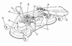 Wiring Diagram  10 John Deere 48 Inch Mower Deck Belt Diagram