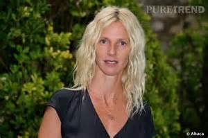 Sandrine Kiberlain Le Parcours Beaute En 15 Looks De L 39 Actrice De 9 Mois Ferme