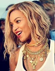 Beyonce Wavy Bob Hairstyle